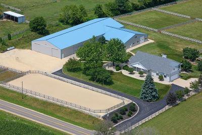 Boone County, Ogle County, Stephenson County, Winnebago County Single Family Home For Sale: 534 Hunter Road