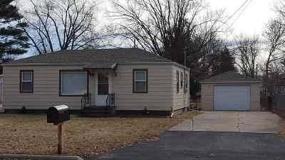 Machesney Park Single Family Home For Sale: 631 Wayne Drive
