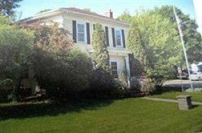 Ogle County Single Family Home For Sale: 709 W Washington Street