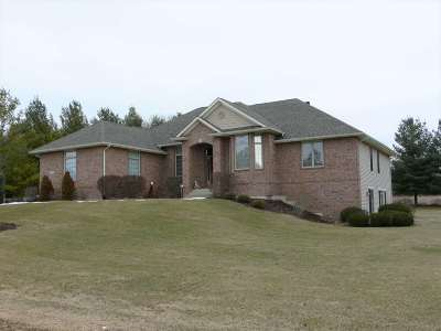 Roscoe Single Family Home For Sale: 13397 Promontory Trail