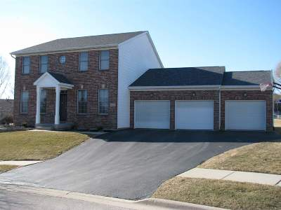 Boone County Single Family Home For Sale: 12381 Callanish Lane