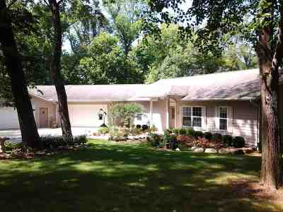 Stephenson County Single Family Home For Sale: 10018 E Campbell Road