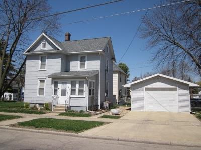 Freeport Single Family Home For Sale: 820 E Center St