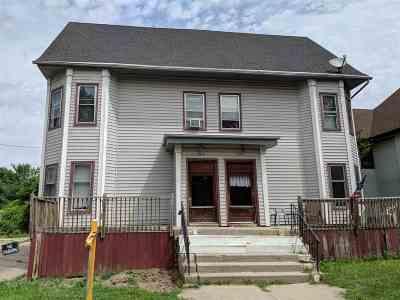 Freeport Multi Family Home For Sale: 614-616 W Stephenson St