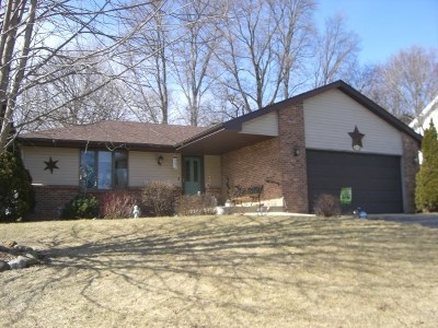 Winnebago County Single Family Home For Sale: 1869 Highridge Rd