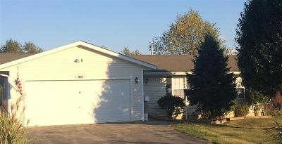 Winnebago County Single Family Home For Sale: 1606 Tranquil Place