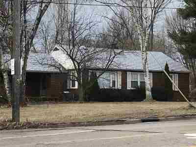 Winnebago County Single Family Home For Sale: 4917 Newburg Road