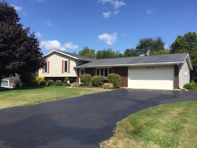 Byron Single Family Home For Sale: 8715 N Riverview Drive