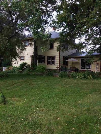 Winnebago Single Family Home For Sale: 11701 Kelley Road