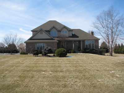 Caledonia IL Single Family Home For Sale: $409,900