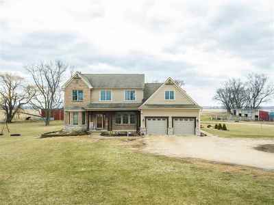 Boone County Single Family Home For Sale: 3265 Bloods Point Road
