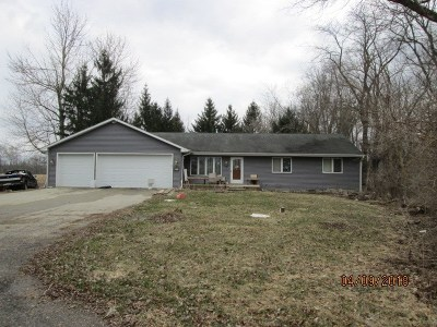 Boone County, Ogle County, Stephenson County, Winnebago County Single Family Home For Sale: 4263 Calcutta Dr