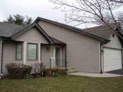 Rockford Condo/Townhouse For Sale: 5346 Dierks Drive