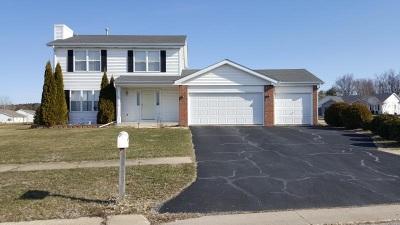 Loves Park Single Family Home For Sale: 6326 Lanterne Drive