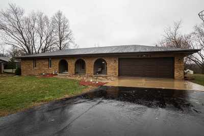 Cherry Valley Single Family Home For Sale: 6245 Deepwood Drive