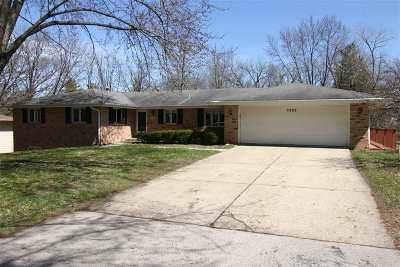 Loves Park Single Family Home For Sale: 5383 Nottingham Drive