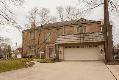Rockford Single Family Home For Sale: 520 Calvin Park Boulevard