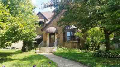 Rockford IL Single Family Home For Sale: $116,900
