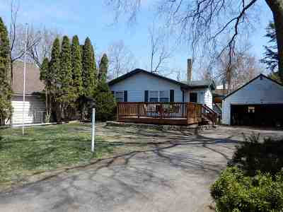 Cherry Valley Single Family Home For Sale: 110 Hogan Street