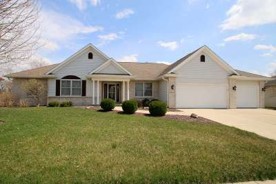 Boone County Single Family Home For Sale: 7153 Brimmer Way