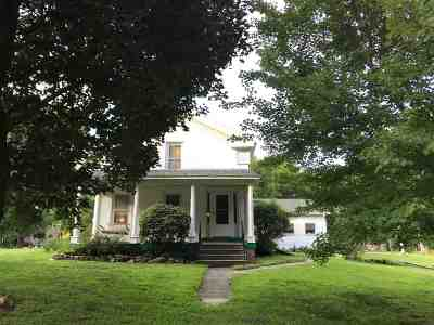 Ogle County Single Family Home For Sale: 3796 W Rock Street