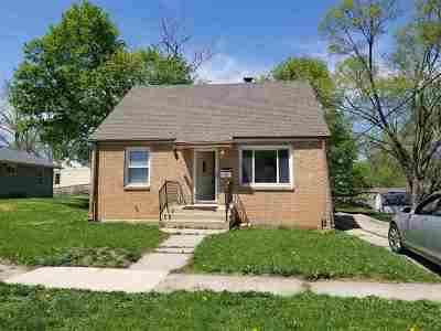 Rockford Single Family Home For Sale: 2415 Blaisdell Street