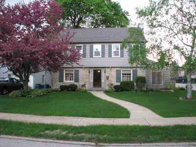 Rockford IL Single Family Home For Sale: $174,900