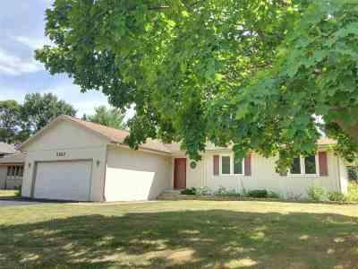 Rockford Single Family Home For Sale: 5587 Tasselbury Close