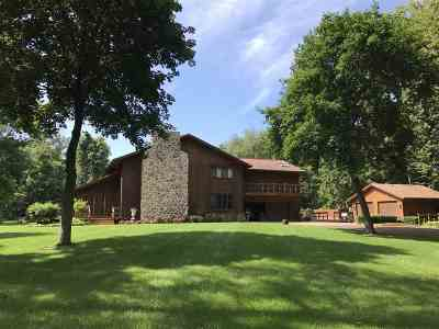 Winnebago County Single Family Home For Sale: 17120 Laube Road