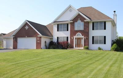 Boone County Single Family Home For Sale: 3346 Prairie Road