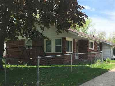 Rockford Multi Family Home For Sale: 2827 19th Street
