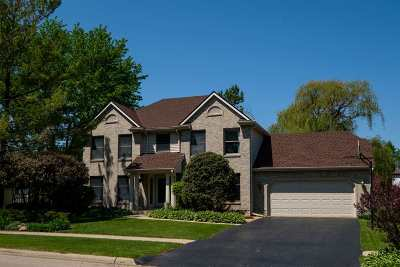 Rockford Single Family Home For Sale: 3638 Hermitage Trail