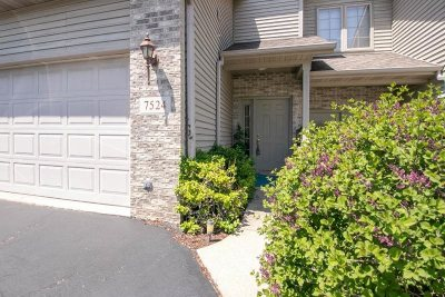 Byron Condo/Townhouse For Sale: 7524 N River Road
