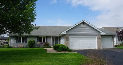 Cherry Valley Single Family Home For Sale: 6898 Butterfield Dr