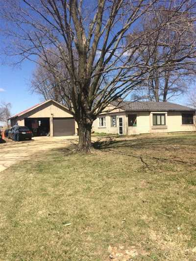 Boone County Single Family Home For Sale: 20944 Poplar Grove Road
