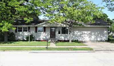 Loves Park Single Family Home For Sale: 2003 Exeter Avenue