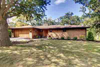 Loves Park Single Family Home For Sale: 6220 Park Ridge Road