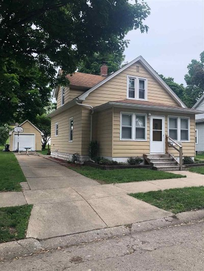 Rockford Single Family Home For Sale: 1204 15th Street