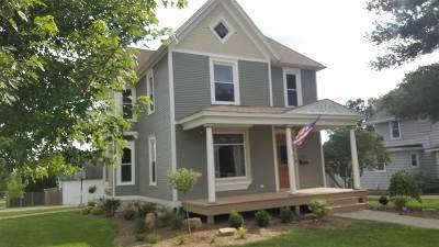 Ogle County Single Family Home For Sale: 101 W Center Street