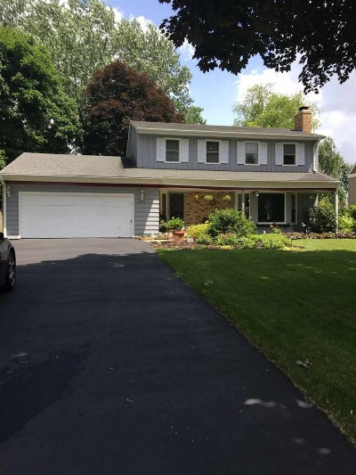 Rockford Single Family Home For Sale: 4229 Pinecrest Road