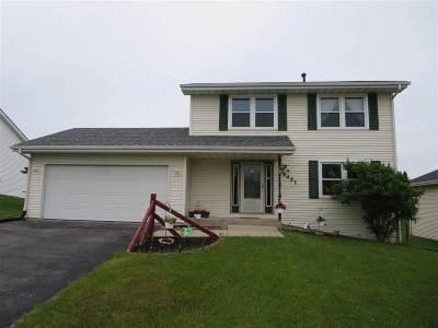 Loves Park Single Family Home For Sale: 5451 Pocono Dr