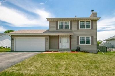 Loves Park Single Family Home For Sale: 5439 Rockingham Drive