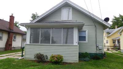 Rockford Single Family Home For Sale: 1320 Wagner Avenue