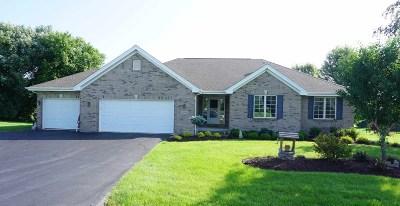 Belvidere Single Family Home For Sale: 12319 Arrowwood Lane