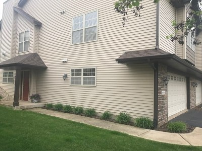 Loves Park Condo/Townhouse For Sale: 4850 Majestic Pass