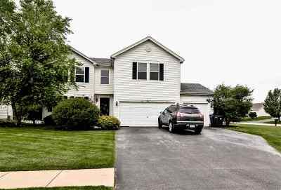 Poplar Grove Single Family Home For Sale: 301 Greenbriar Boulevard