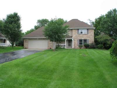 Rockton Single Family Home For Sale: 1419 Torch Pine Drive