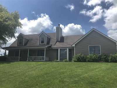 Ogle County Single Family Home For Sale: 8450 Winnebago Lane