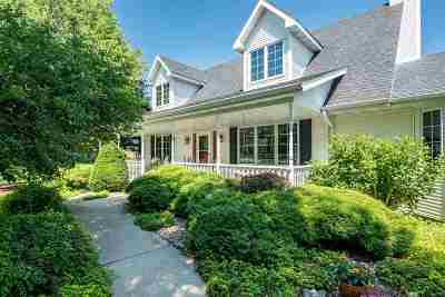 Boone County Single Family Home For Sale: 11825 Lerwick Rd