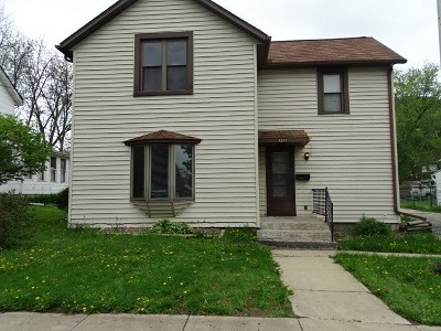 Stephenson County Single Family Home For Sale: 1314 S Float